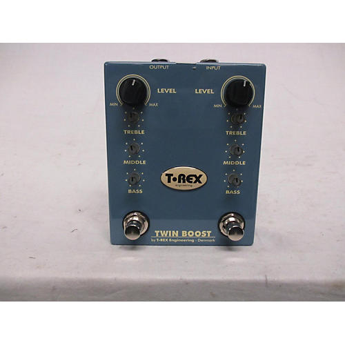T-Rex Engineering 2010s Twin Boost Effect Pedal