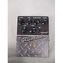 Tech 21 2010s U.S. METAL Effect Pedal