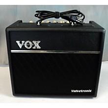 Vox 2010s VT20Plus Valvetronix 20W 1X8 Guitar Combo Amp