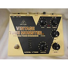 Behringer 2010s VT999 Vintage Tube Monster Effect Pedal