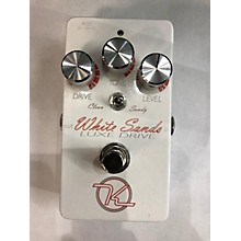 Keeley 2010s White Sands Luxe Drive Effect Pedal