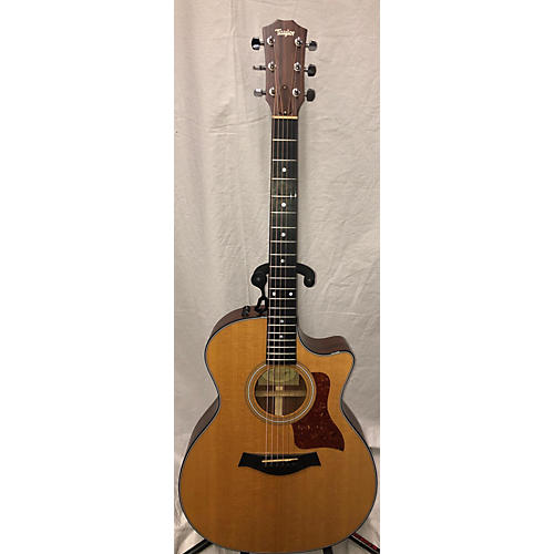Taylor 2011 314CE (Repaired Crack) Acoustic Electric Guitar