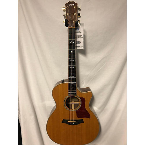 Taylor 2011 814CE Acoustic Electric Guitar