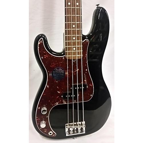 used fender 2011 american standard precision bass left handed electric bass guitar guitar center. Black Bedroom Furniture Sets. Home Design Ideas