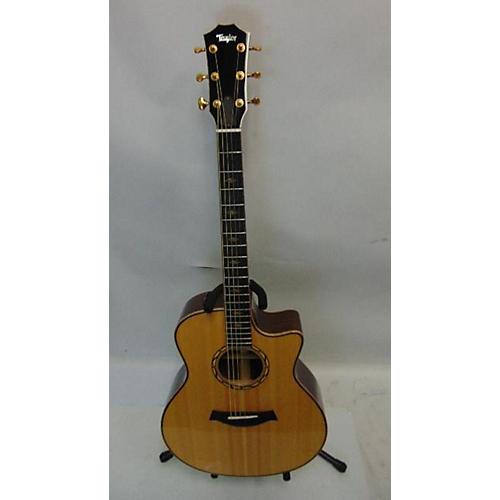 Taylor 2011 Cocobolo GS-lTD Acoustic Electric Guitar