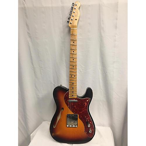 Fender 2011 Custom Shop 1969 Telecaster Thinline Relic (1 Of 30) Hollow Body Electric Guitar