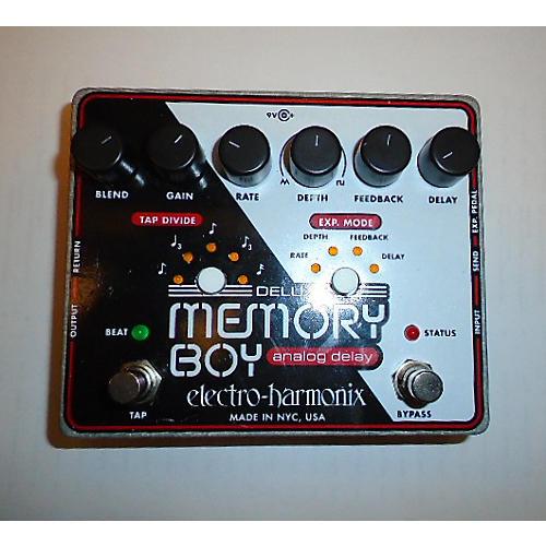 Electro-Harmonix 2011 Deluxe Memory Boy Effect Pedal