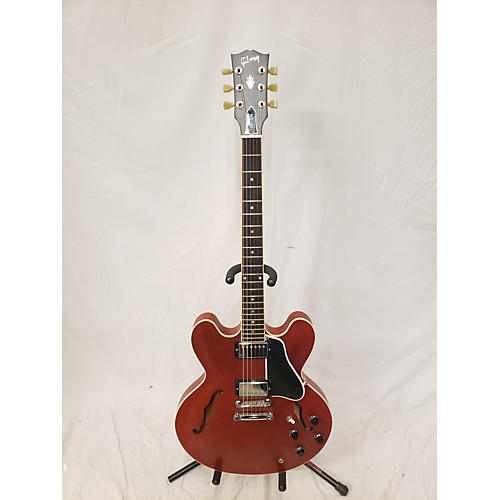 Gibson 2011 ES335 Dot Reissue Hollow Body Electric Guitar
