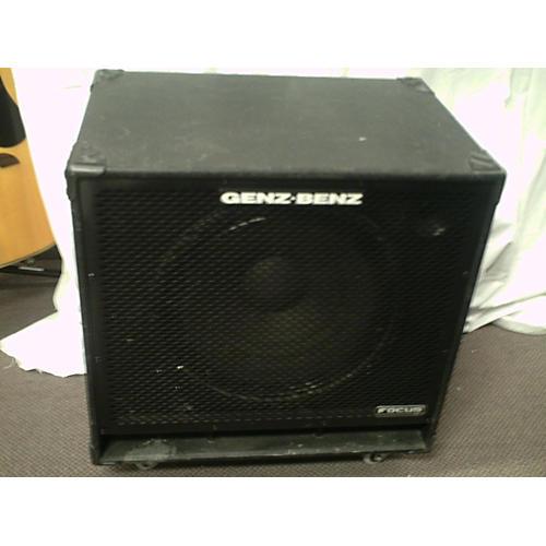 Genz Benz 2011 FCS-115T Bass Cabinet