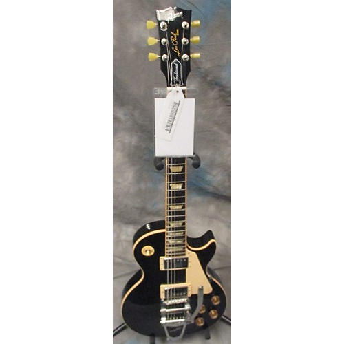 Gibson 2011 Les Paul Standard Ebony Solid Body Electric Guitar