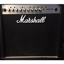 Marshall 2011 MG50CFX 1x12 50W Guitar Combo Amp