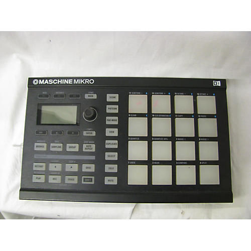 Native Instruments 2011 Maschine Mikro MKI MIDI Controller
