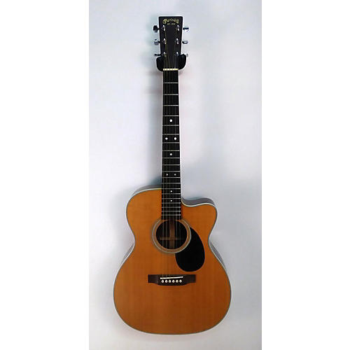 Martin 2011 OMC-28E Acoustic Electric Guitar
