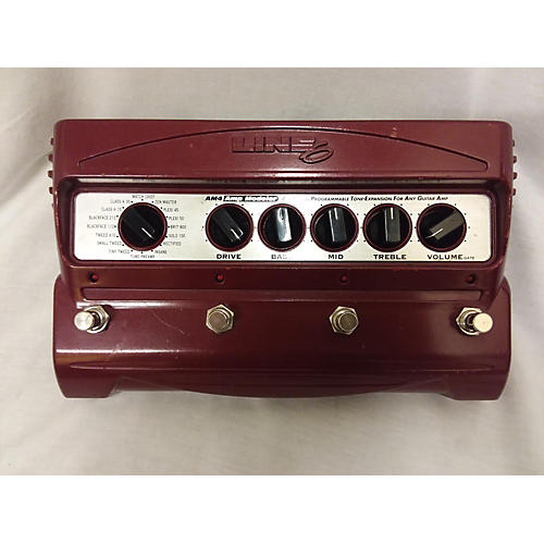 Line 6 2011 Pod HD400 Amp Modeler Effect Processor