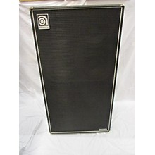 Ampeg 2011 SVT810E 800W 8x10 Bass Cabinet