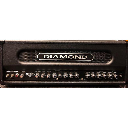 Diamond Amplification 2011 Spitfire II USA Custom Series 50W/100W Tube Guitar Amp Head
