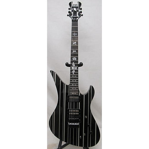 Schecter Guitar Research 2011 Synyster Gates Signature Custom S Solid Body Electric Guitar