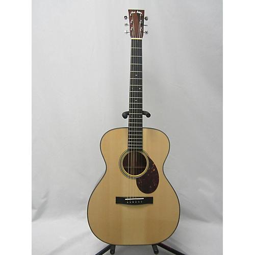 Huss & Dalton 2011 TOM-m Acoustic Guitar