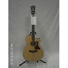 Taylor 2011 W14CE-LTD Acoustic Electric Guitar