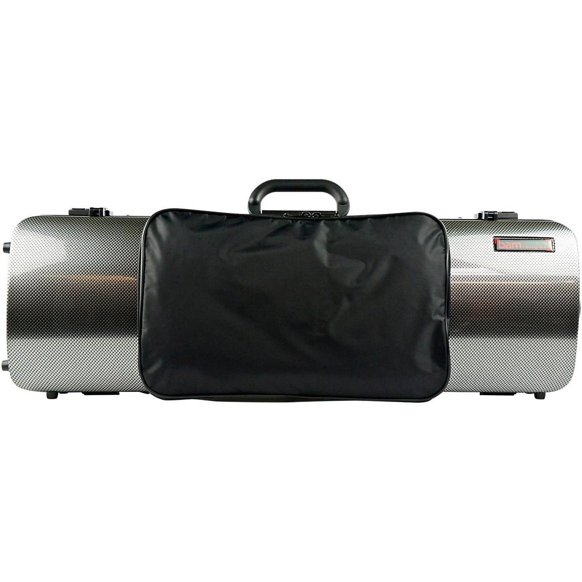Bam 2011XL Hightech Oblong Violin Case with Pocket