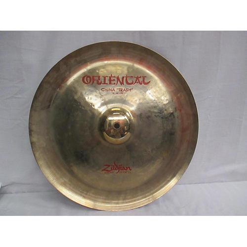Zildjian 2012 16in Oriental China Trash Cymbal