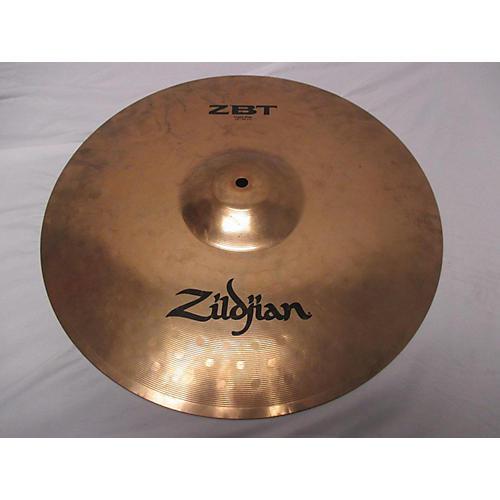 Zildjian 2012 18in ZBT Crash Ride Cymbal