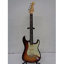 Fender 2012 American Deluxe Ash Stratocaster Solid Body Electric Guitar