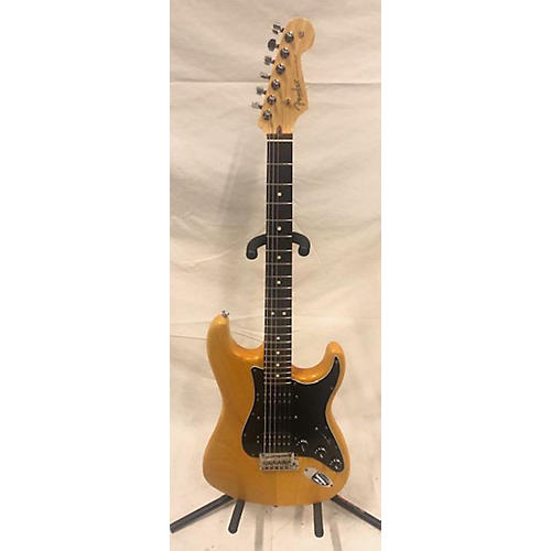 Fender 2012 American Standard Hand Rubbed Ash Stratocaster HSH Solid Body Electric Guitar