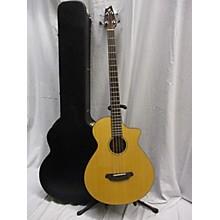 Breedlove 2012 Atlas Series Studio BJ350/SME-4 Acoustic Bass Guitar