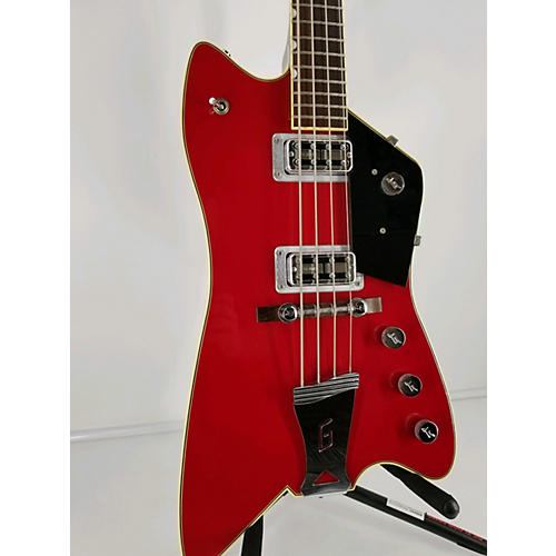 used gretsch guitars 2012 billy bo electric bass guitar red guitar center. Black Bedroom Furniture Sets. Home Design Ideas