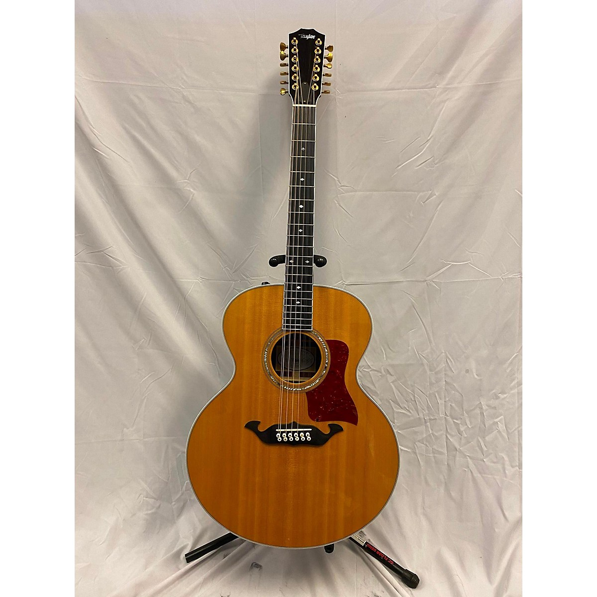 Taylor 2012 Builder's Reserve VI With Matching Acoustic Combo Amp 12 String Acoustic Guitar