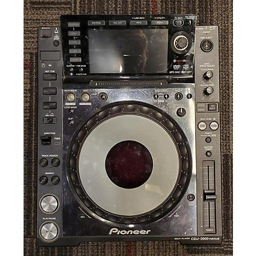 used pioneer 2012 cdj2000 nexus dj player guitar center. Black Bedroom Furniture Sets. Home Design Ideas