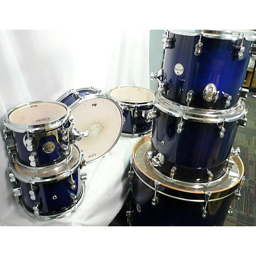 PDP by DW 2012 CONCEPT Drum Kit