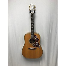 Gibson 2012 Custom Shop Hummingbird Koa SSHCKOAH1 Acoustic Guitar