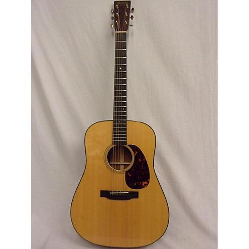Martin 2012 D18 Acoustic Guitar