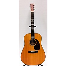 Martin 2012 D18E Retro Acoustic Electric Guitar