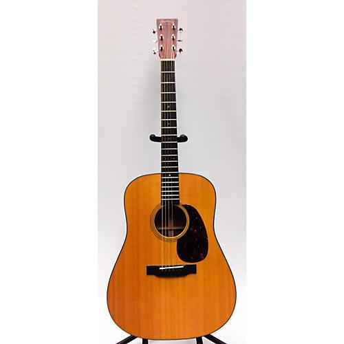 Martin 2012 D18E Retro Acoustic Electric Guitar