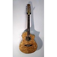 Ibanez 2012 EW2012-ASENT 12 String Acoustic Electric Guitar