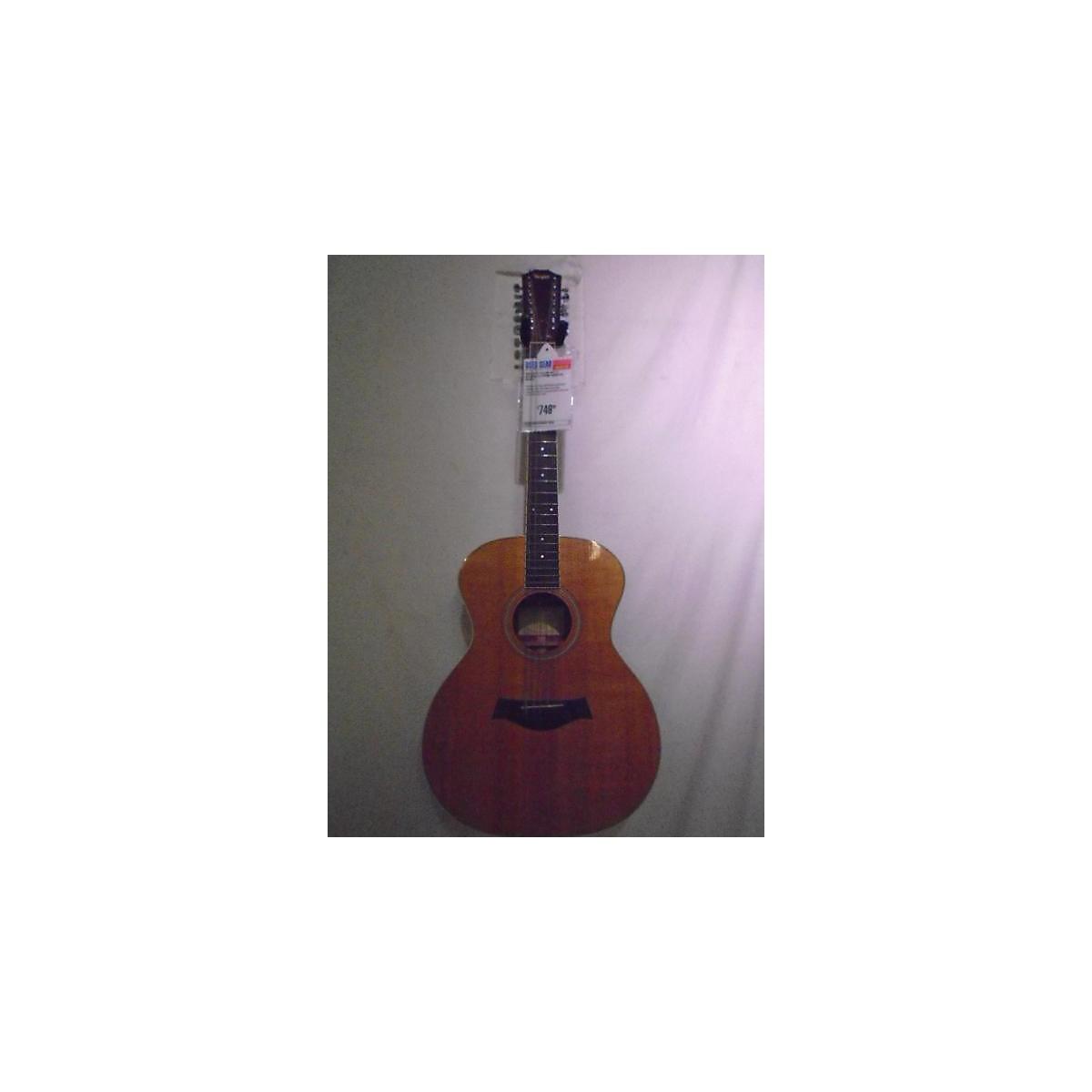 Taylor 2012 GA3-12 12 String Acoustic Guitar