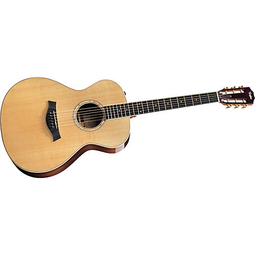 Taylor 2012 GA4-12 Ovangkol/Spruce Grand Auditorium 12-String Acoustic Guitar