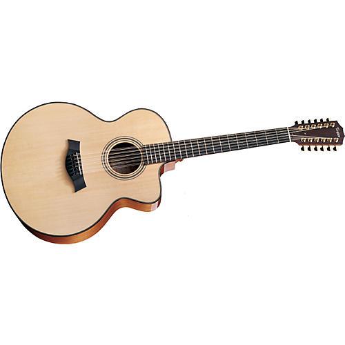 Taylor 2012 LKSM-L Leo Kottke Signature Model 12-String Left-Handed Acoustic Guitar