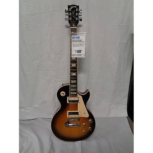 Gibson 2012 Les Paul Traditional Pro II 1960S Neck Solid Body Electric Guitar