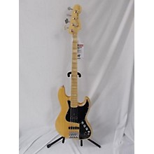 Fender 2012 Marcus Miller Signature Jazz Bass Electric Bass Guitar
