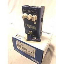 TC Helicon 2012 VoiceTone Mic Mechanic Vocal Processor