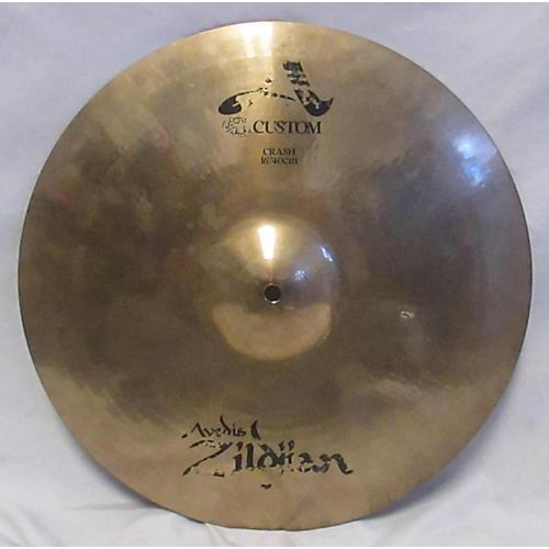 Zildjian 2013 16in A Custom Crash Cymbal