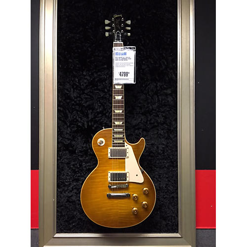 Gibson 2013 1959 Les Paul VOS Solid Body Electric Guitar