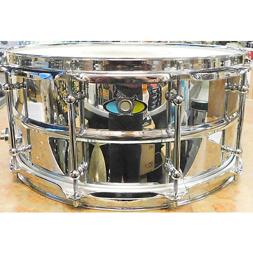 Ludwig 2013 6.5X14 Supralite Snare Drum
