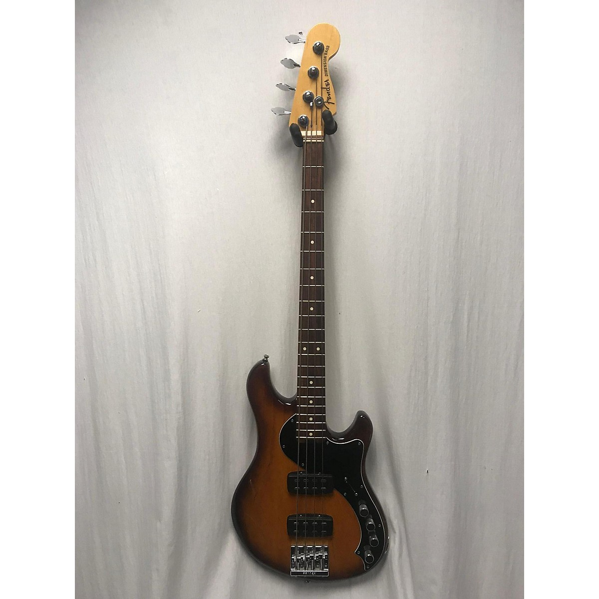 Fender 2013 American Elite Dimension 4 String Bass Electric Bass Guitar