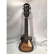 Epiphone 2013 LES PAUL ACOUSTIC ELECTRIC UKUELE Ukulele