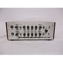 Warwick 2013 LWA 1000 Bass Amp Head